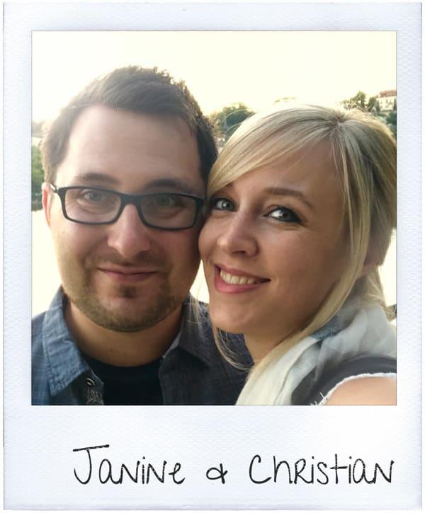 Janine & Christian
