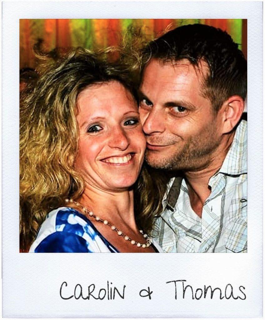 Carolin & Thomas